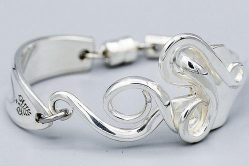 Antique Fork Bracelet Design #13