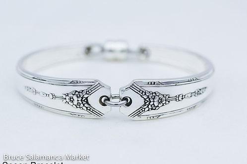 Antique Spoon Bracelet Design #4