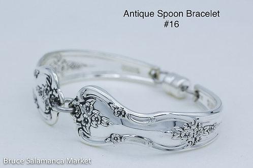 Spoon Bracelet #16