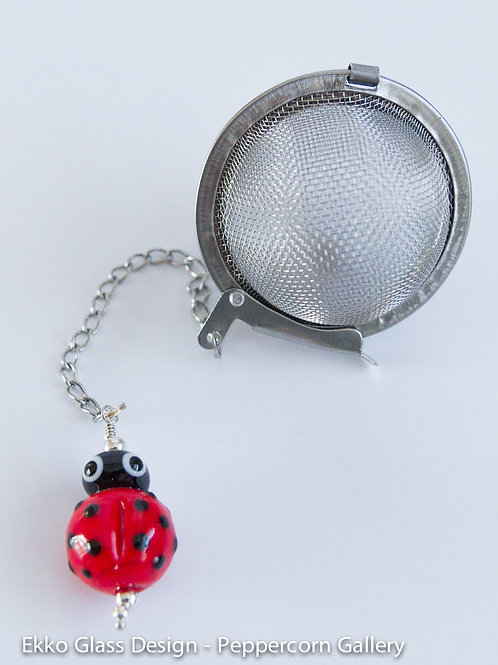 Tea Infuser -Lady Bird