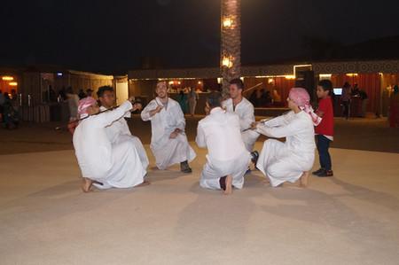 Dubai Camp & BBQ Entertainment