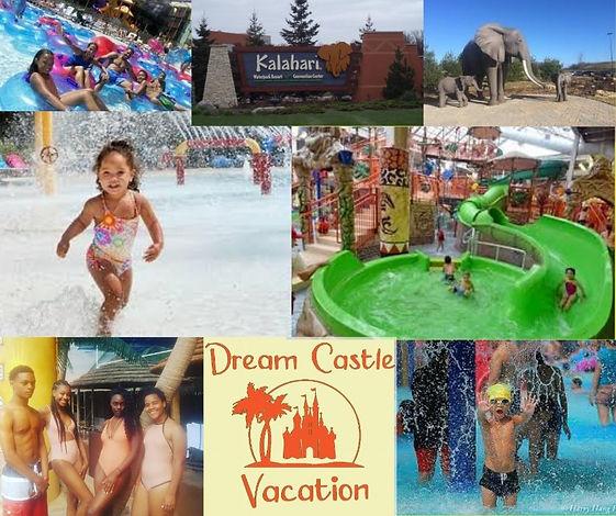 kalahari dream castle vacation weekend.j