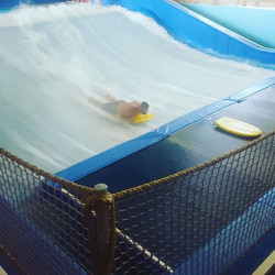 Indoor Surfing..Quick Getaway right in the region. Intro to summer.