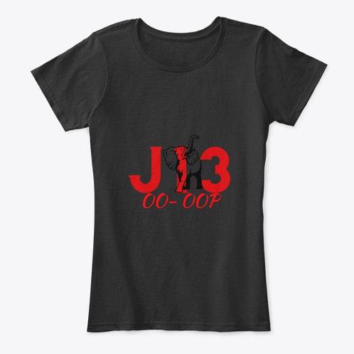 J13 MidsUp Comfort Tee