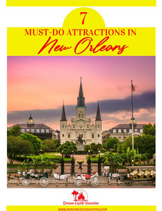 All Things New Orleans or pick your favorite city