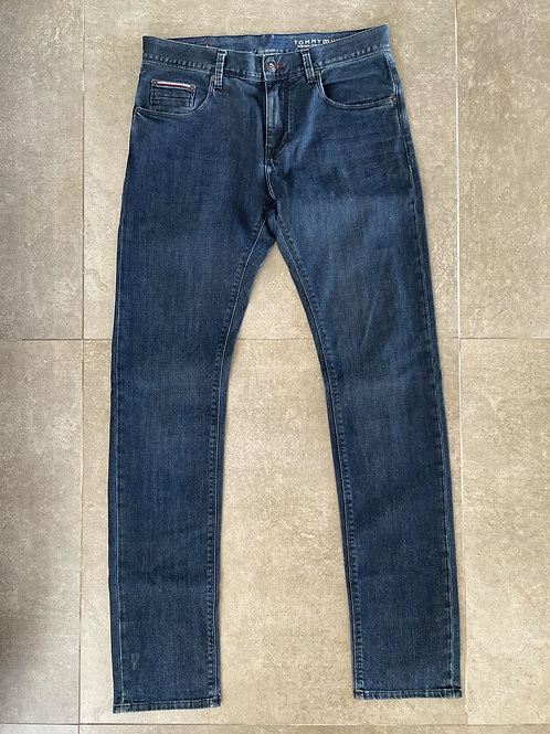 Calça Jeans Tommy Hilfiger Slim Fit
