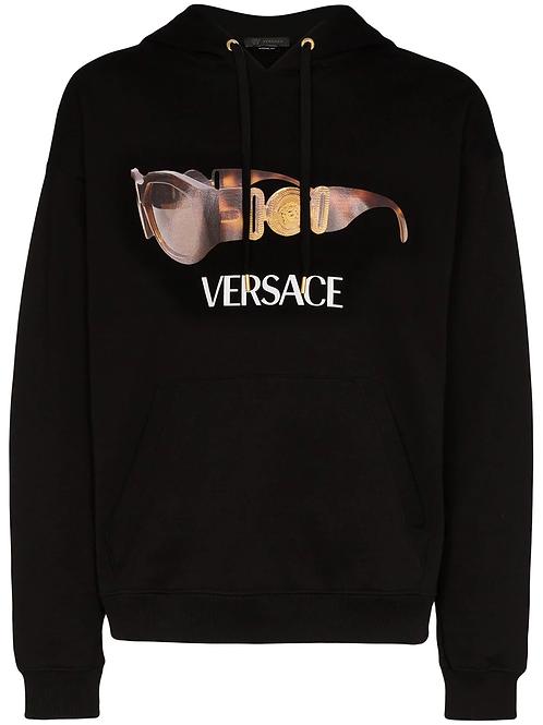 Versace - Moletom com capuz
