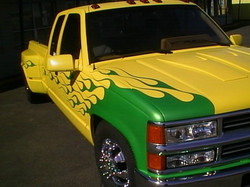 Flames- SS dually-1