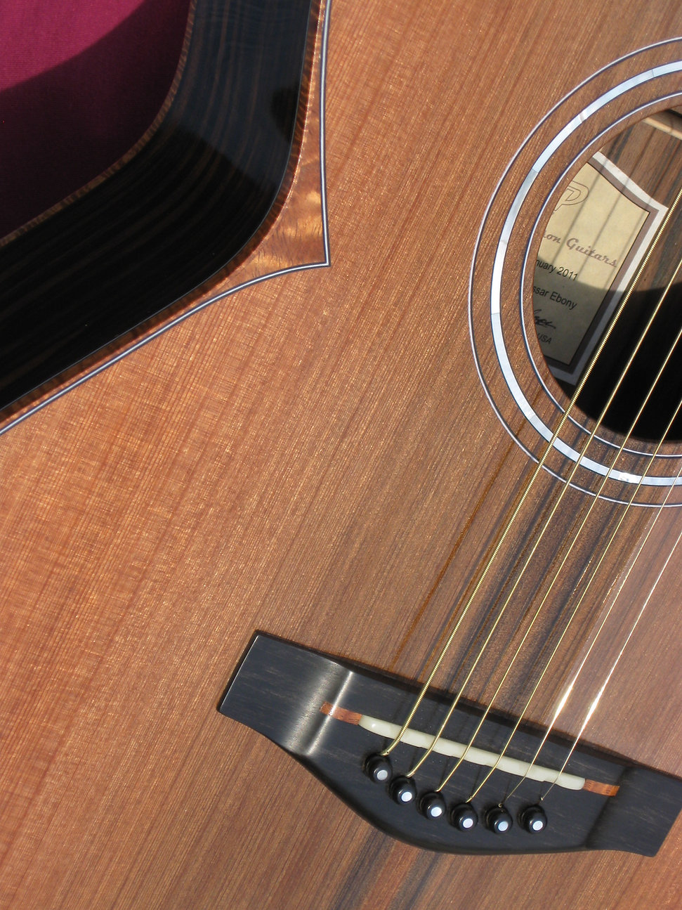 Mitchell Paulson Guitar