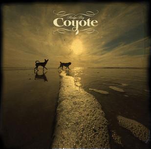 Coyote - Harlyn Bay. Sleeve Design.