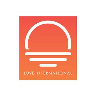 Love International Logo.