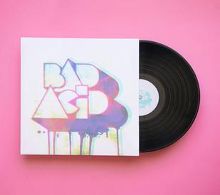 Bad Acid Logo.