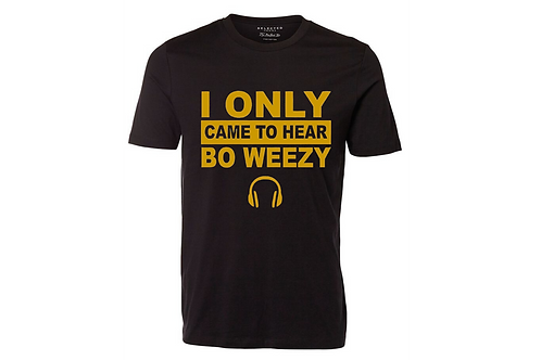 Olympic Gold  Edition - Exclusive Bo Weezy Supporter Tee