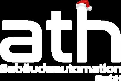 Logo_weiss_in Pfade_mit Weihnachtsmütze