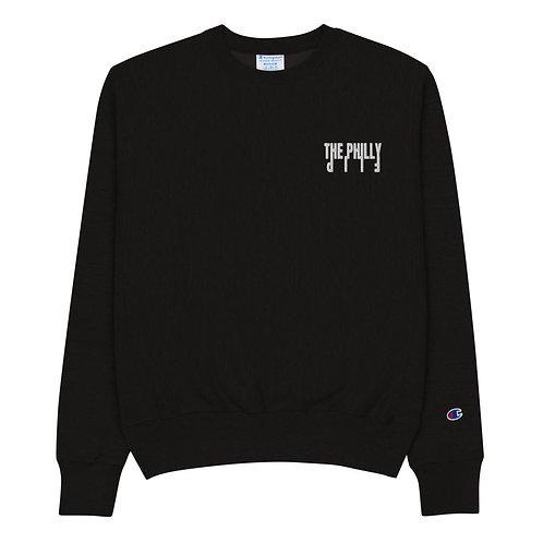 Champion Sweatshirt - The Philly Flip