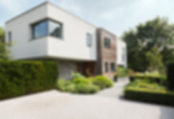 About Contenza Properties - Modern house and yard