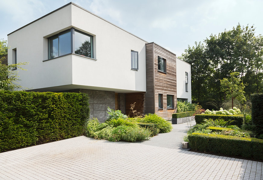 Villa moderna