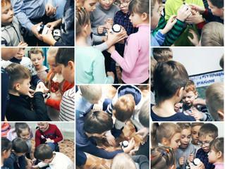 """Успешно работают 6 филиалов нашей научной школы выходного дня """"Умный ребенок"""" в Волгоградс"""