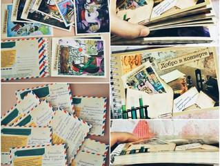 """""""Добро в конверте"""" - наша разработка для вдохновения детей и распространения добра в прост"""
