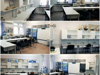 Учебный офис ВРООСДИ превратился в настоящую лабораторию