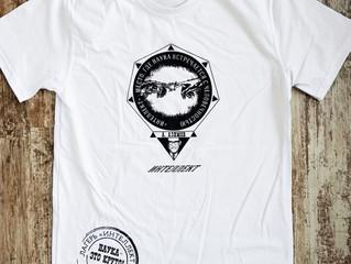 Наши новые футболки :)