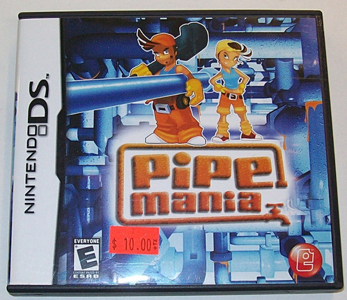 pipe mania for ds