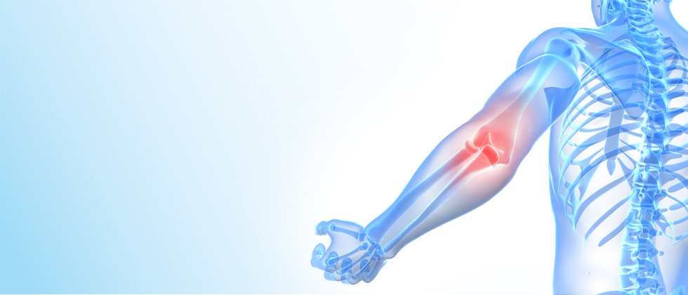 South Wales Shoulder and Elbow Clinic, Elbow Pain
