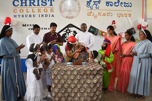 Christmas Celebration at Christ College 2019