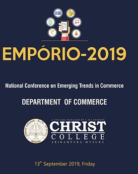 Emporio-Christ College Mysuru