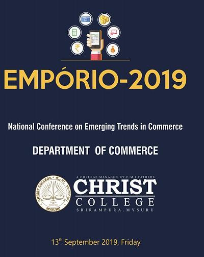 EMPORIO - 2019 National Conference Publication