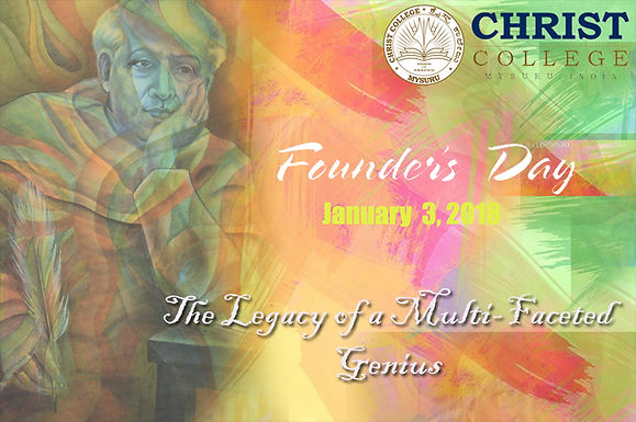 FOUNDER'S DAY CELEBRATION 2017