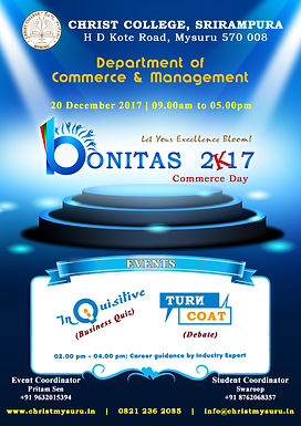 BONITAS 2K17