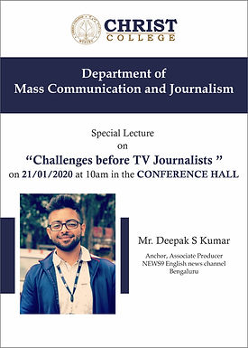 Special lecture