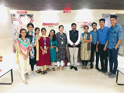 Media visit