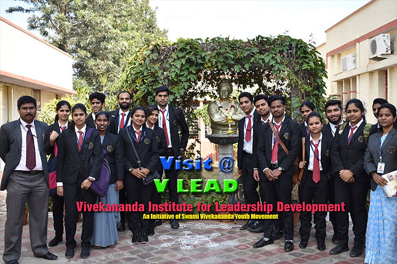 V LEAD- VISIT BY DEPT OF PSYCHOLOGY