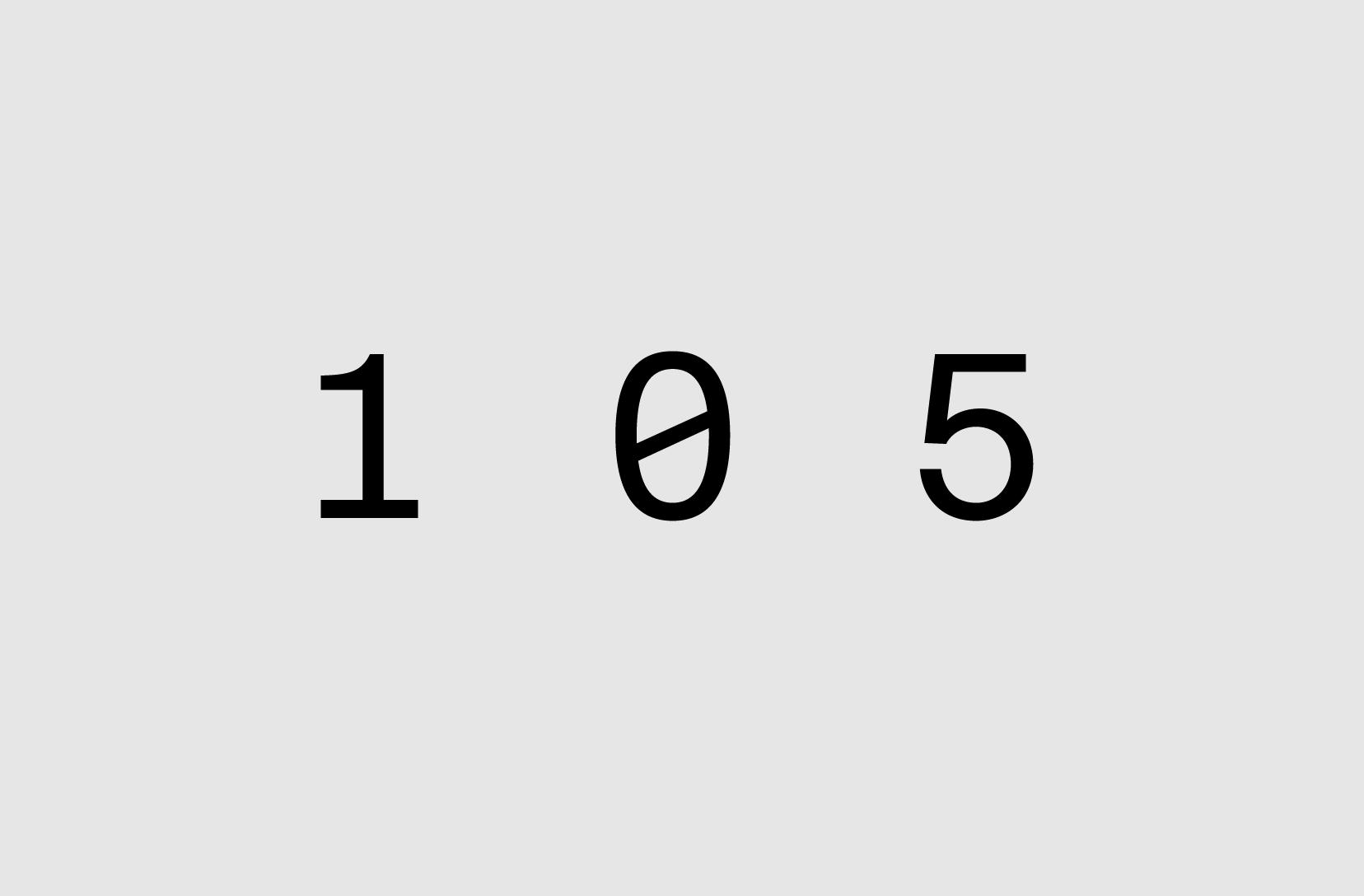 105 (voisins)