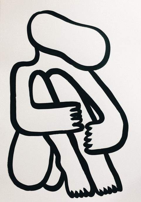Ink on paper 1 42 x 59,4 cm CHF 150