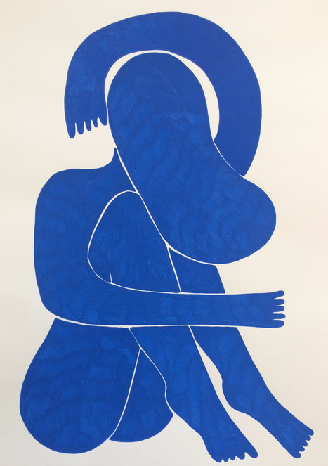 Ink on paper 1 29,7 x 42 cm CHF 120