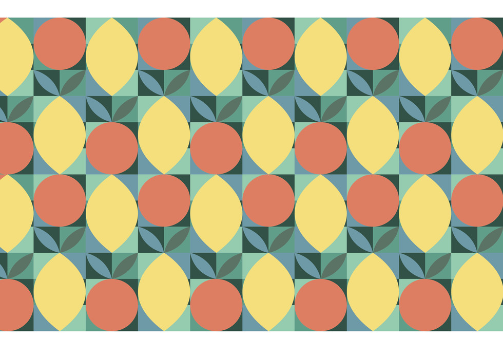 Bio Tea, 2020 Pattern design in collaboration with L'ADMP  Industry: food