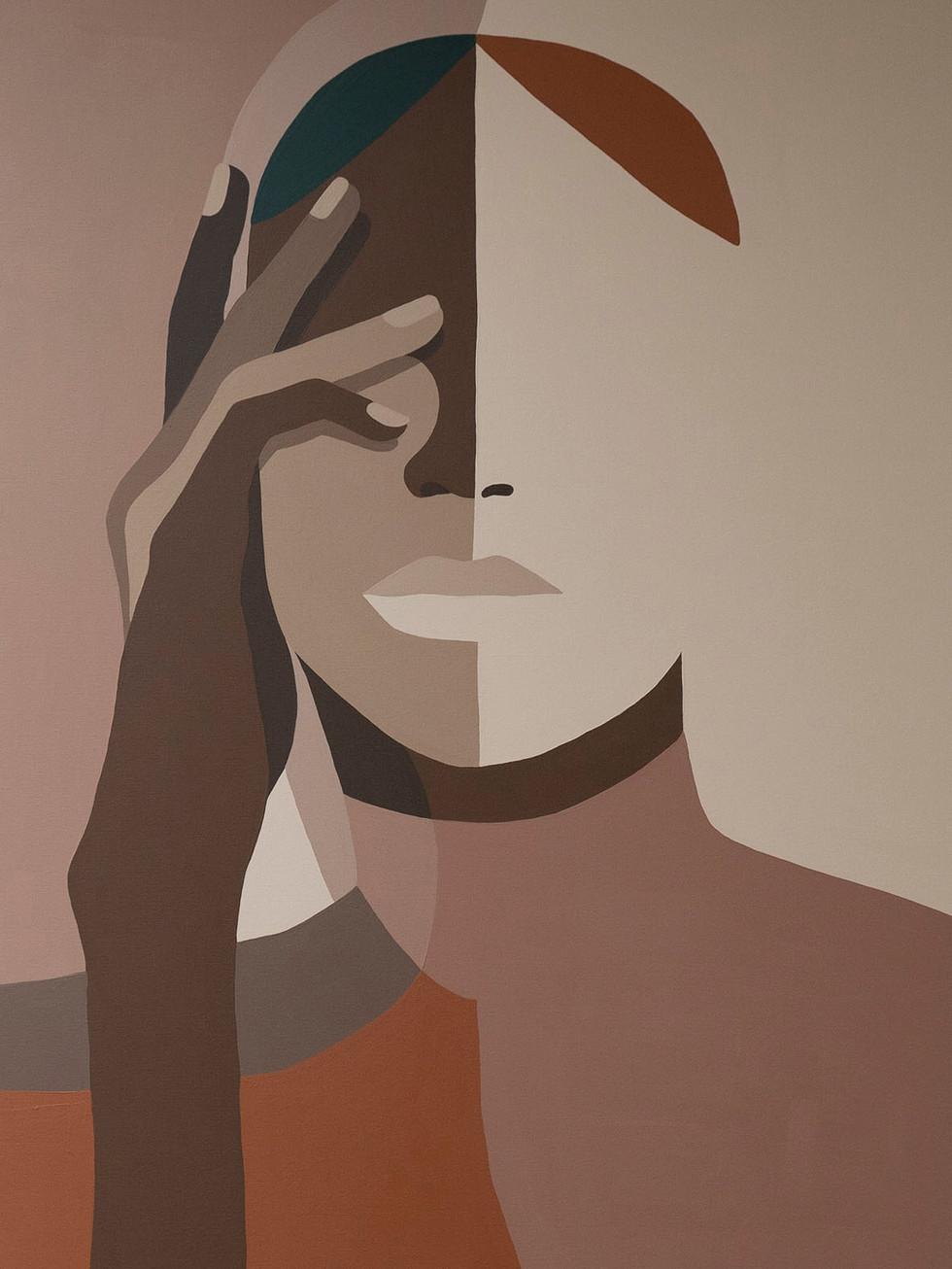 Common Grace, 2021 (donation) acrylic on canvas 60 x 80 cm