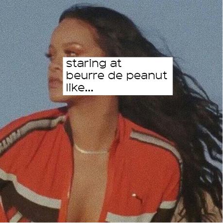 Beurre de peanut