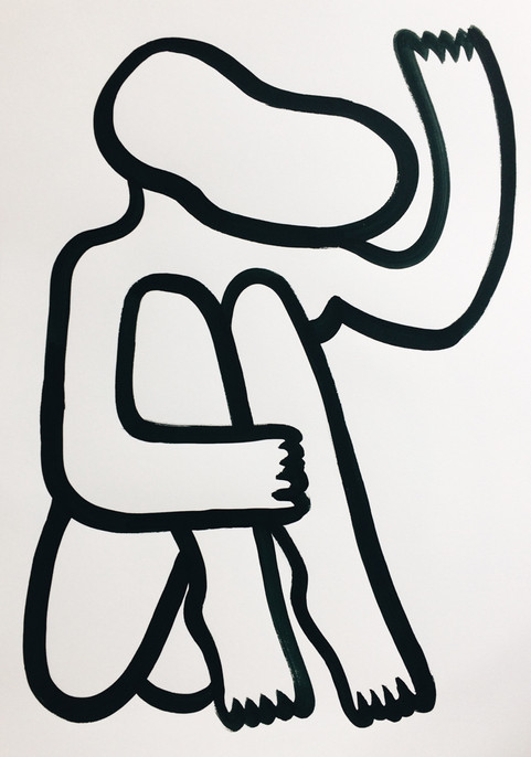 Ink on paper 4 42 x 59,4 cm CHF 150