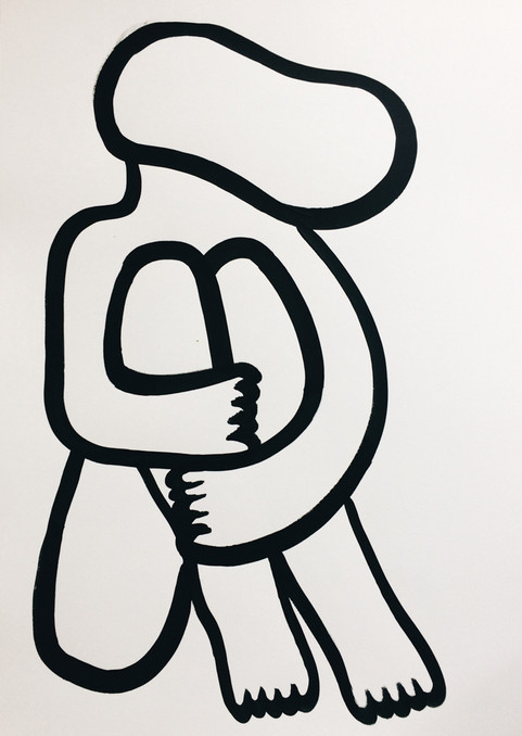Ink on paper 5 42 x 59,4 cm CHF 150