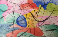watercolor 41, AUTUMN