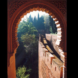 alhambraarch