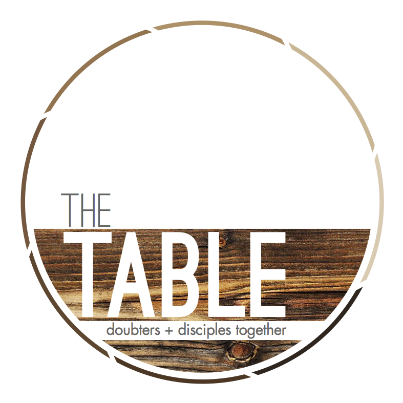 The Table_Logo_whitebackground