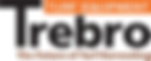 trebro manufacturing logo orange white b