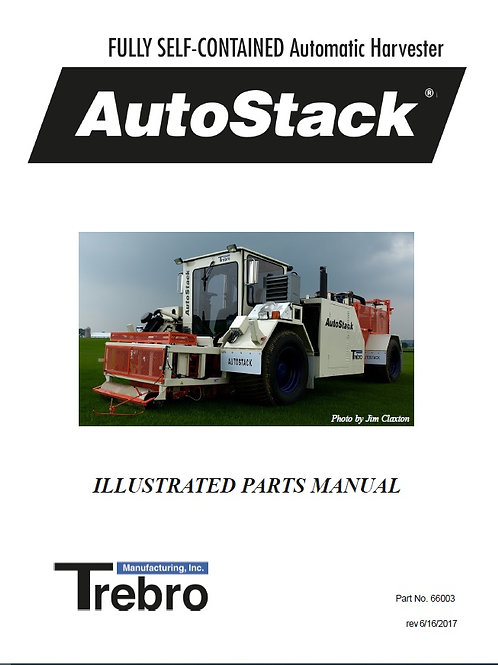 66003 AutoStack Parts Manual (digital download)