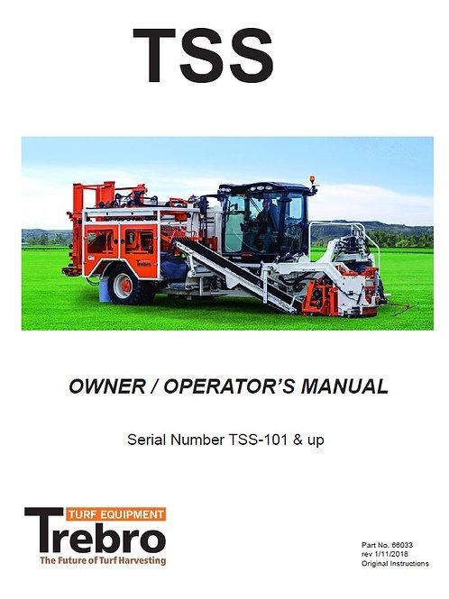 TSS Slab Operator Manual