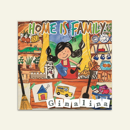 Home Is Family CD